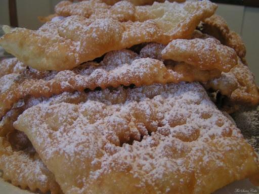 Chiacchiere…Frappe…Cenci…Crostoli